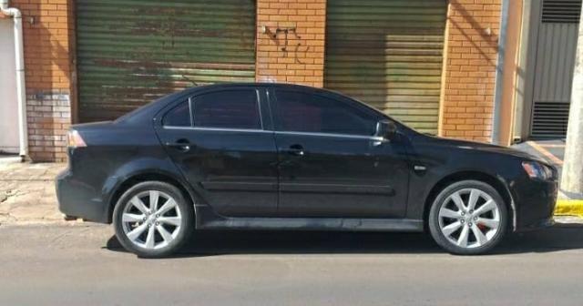 LANCER 2013/2013 2.0 GT 16V GASOLINA 4P AUTOMÁTICO