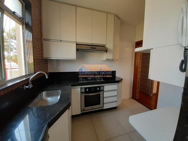Apartamento à venda com 3 dormitórios em Paquetá, Belo horizonte cod:43809 - Foto 4