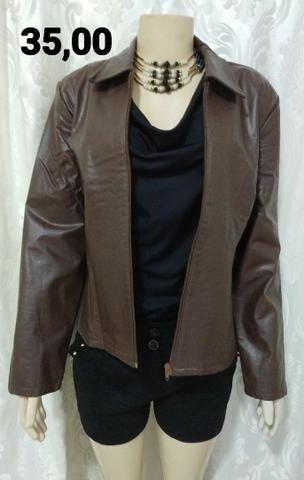 Jaquetas e blazer