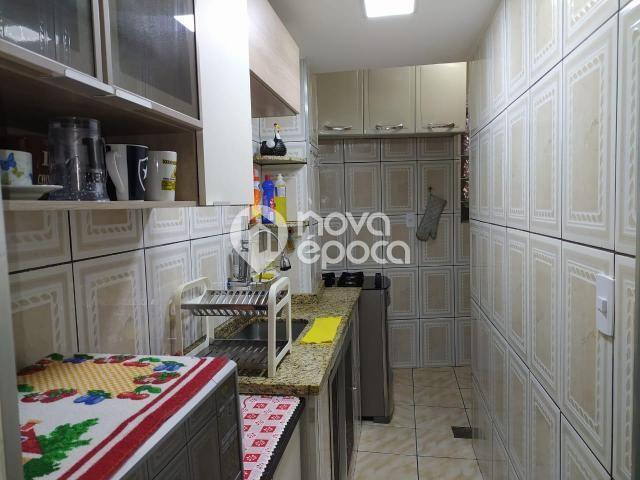 Casa de vila à venda com 2 dormitórios em Engenho de dentro, Rio de janeiro cod:ME2CV43615 - Foto 5