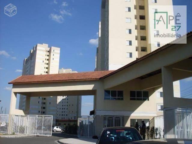 Apartamento à venda, 55 m² por R$ 310.000,00 - Ponte Grande - Guarulhos/SP - Foto 2