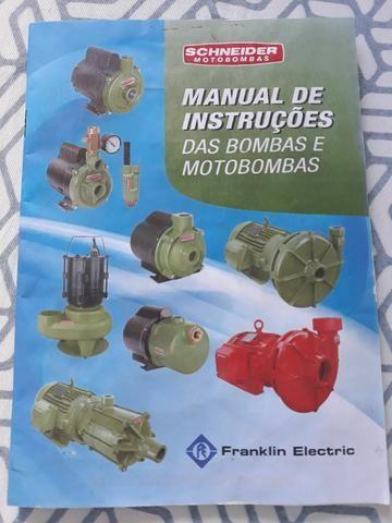 Manual de Instruções Bombas e MotoBombas