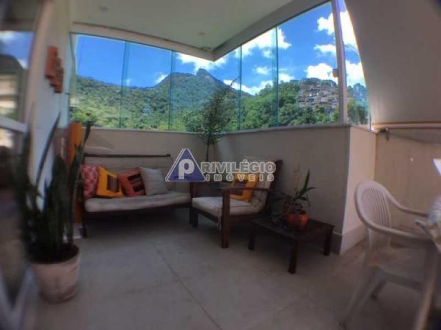 Apartamento à venda com 4 dormitórios em Cosme velho, Rio de janeiro cod:FLCO40015 - Foto 16