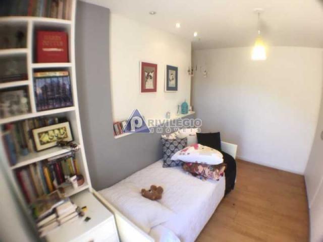 Apartamento à venda com 4 dormitórios em Cosme velho, Rio de janeiro cod:FLCO40015 - Foto 8