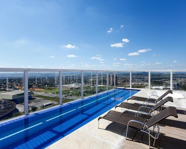 Apartamento à venda com 1 dormitórios em Jardim goiás, Goiânia cod:bm772 - Foto 9