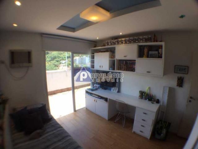 Apartamento à venda com 4 dormitórios em Cosme velho, Rio de janeiro cod:FLCO40015 - Foto 4