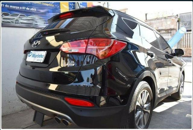 Hyundai Santa Fé 2015 unico dono - Foto 3