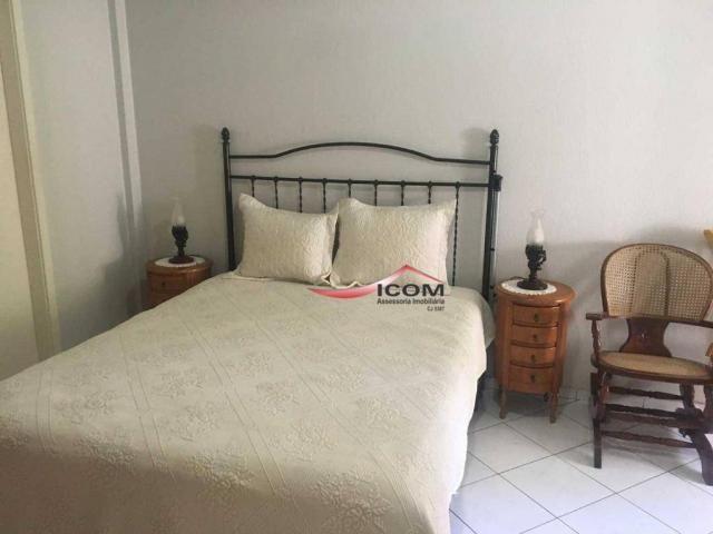 Apartamento com 2 dormitórios à venda, 61 m² por R$ 340.000,00 - Itaipava - Petrópolis/RJ - Foto 6