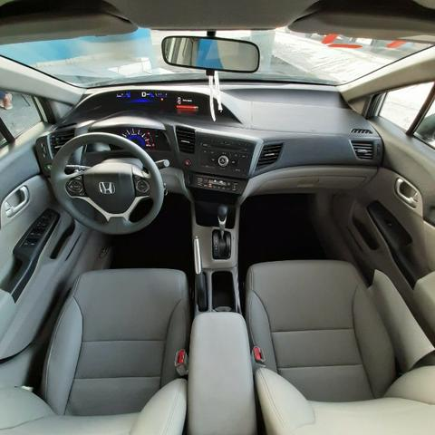 Honda Civic 2.0 carro lindo - Foto 4
