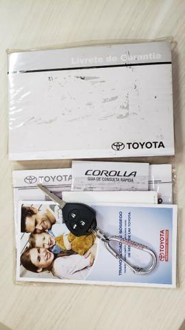 Corolla XEi 2.0 Automático 2011/2012 - Foto 2