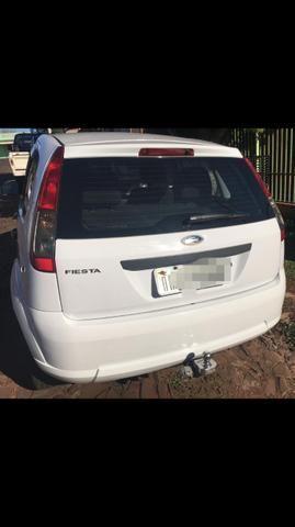 Fiesta hatch 1.0 segunda dona - Foto 4