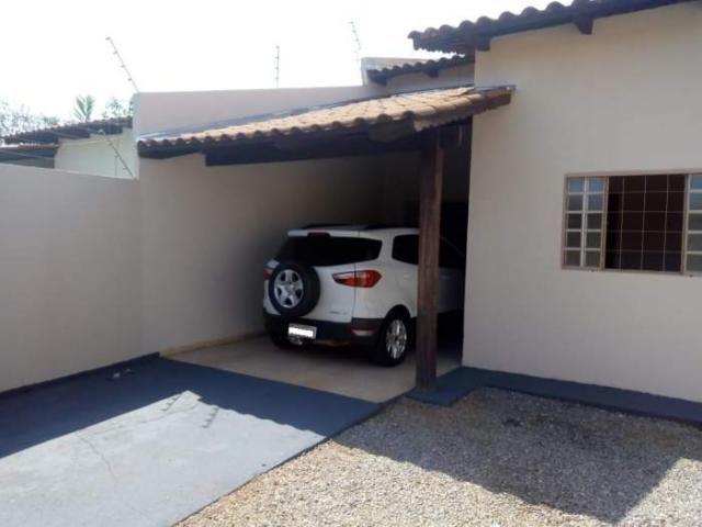 Casa à venda com 3 dormitórios em Jardim buriti sereno, Aparecida de goiânia cod:CR2939 - Foto 2