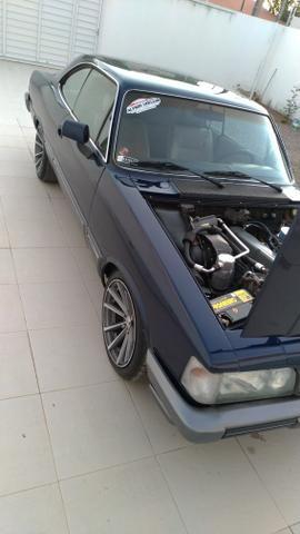 Opala Coupe diplomata 4.1s 6 cilindros de chassi 1988 versão rara - Foto 8
