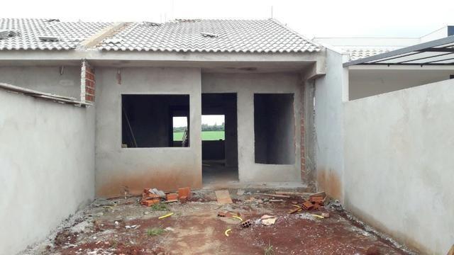 Casa em construção no Florais com opção de porão - Foto 2