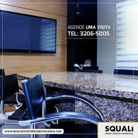 (Salas para alugar) Sua empresa em endereço privilegiado! - Foto 2