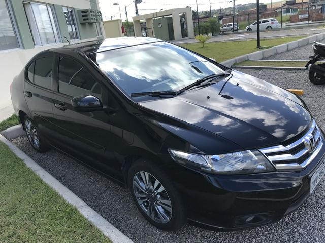 Honda city 2014 GNV G5 Aut 1.5 Extra - Foto 7