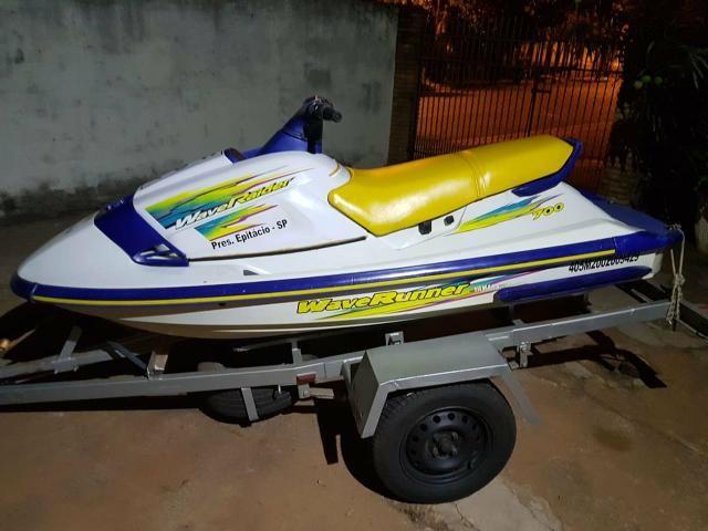 Jet sky Wave Raider 700 Yamara