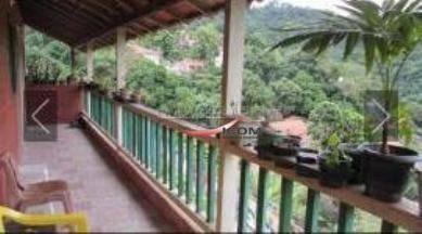 Casa residencial à venda, Cosme Velho, Rio de Janeiro. - Foto 2
