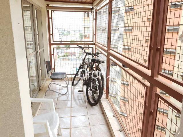 Apartamento com 3 dormitórios à venda, 120 m² por R$ 359.000,00 - Setor Central - Goiânia/ - Foto 5