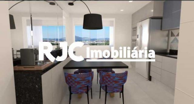 Apartamento à venda com 2 dormitórios em Glória, Rio de janeiro cod:MBAP24787 - Foto 13
