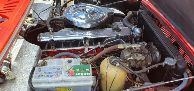 Super oferta Santa Matilde 4.1 - 6 cc -  ano 1984 - Conversível impecável  - Foto 10