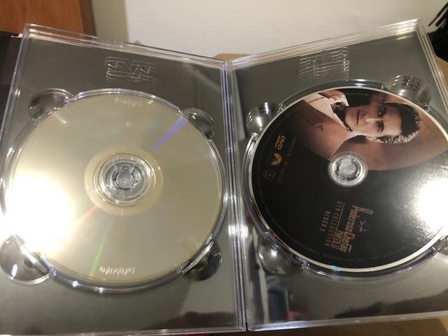Dvd O Poderoso Chefão- DVD Collection - Foto 2