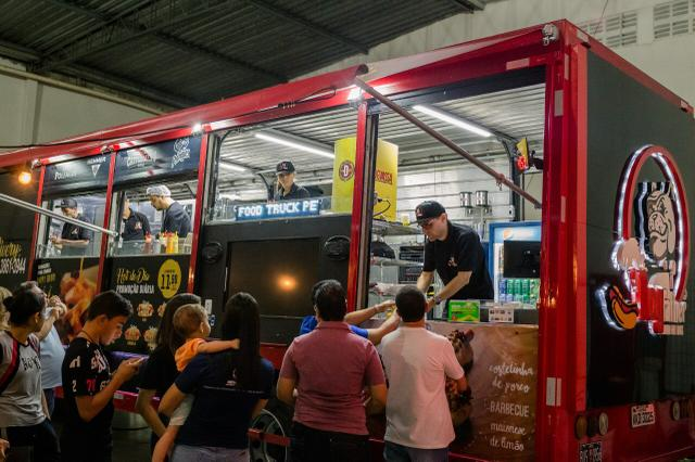 Food Truck Mercêdes Benz - Foto 3