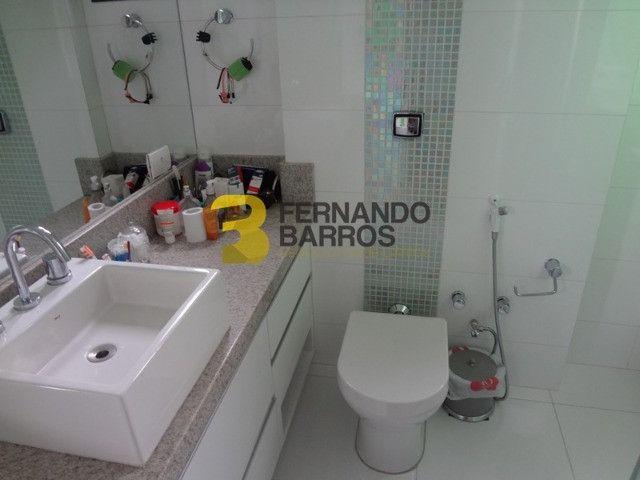 Lindo Ed Green City com 145,00m2 útil, inteiro mobiliado, perto da Av. Paraná, 2 vagas - Foto 7
