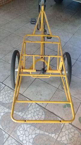 Triciclo conservado  - Foto 4