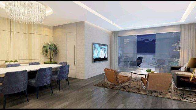 Lunar del sol, 181m2, 3 suites, 3vg, alto padrão sofisticado!!! - Foto 4