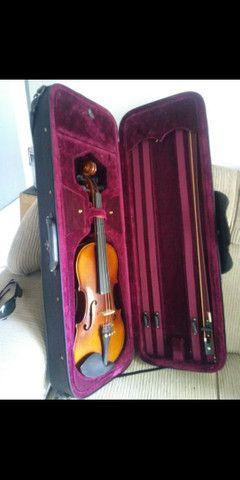 Violino Michael 4/4 mod VNM 47  - Foto 3