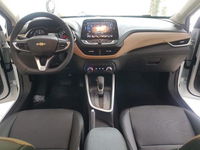 Onix premier 2 aut 1.0 turbo 0km 2021 somente pedido - Foto 10