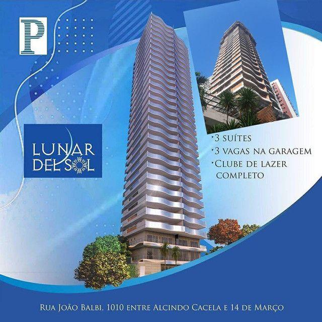 Lunar del sol, 181m2, 3 suites, 3vg, alto padrão sofisticado!!!