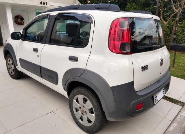 Fiat Uno 1.4 Way Flex 5p - Foto 7