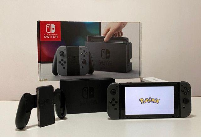 Oportunidade - Nintendo Switch - desbloqueado - Loja Física em Niterói - Foto 2