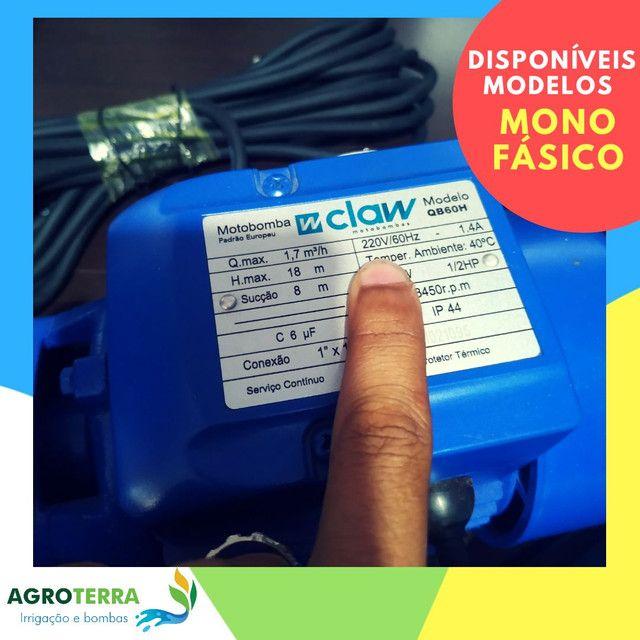 Bomba periférica 1/2cv claw - Foto 4