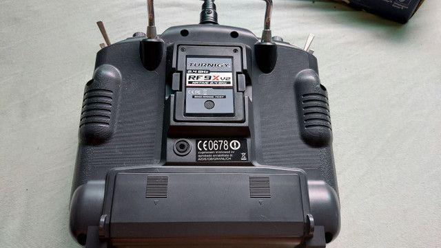 Radio aeromodelismo drone Turnigy - Foto 2