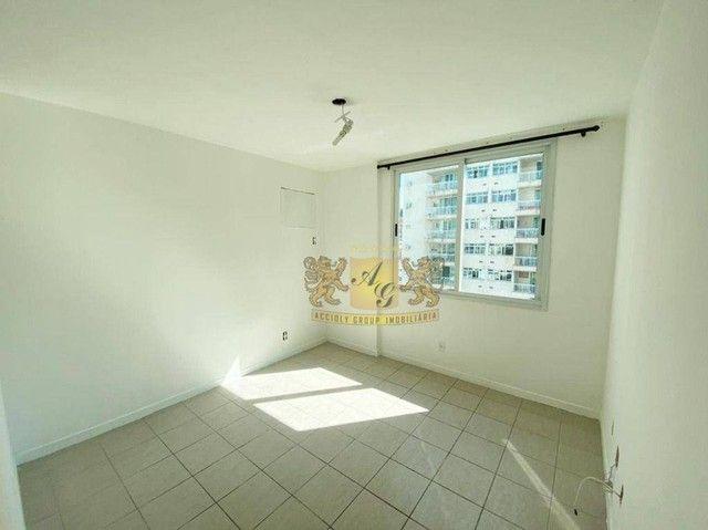 Apartamento com 2 dormitórios para alugar, 80 m² por R$ 1.500,00/mês - Santa Rosa - Niteró - Foto 6