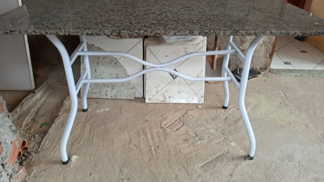 Vendo mesa de mármore  - Foto 2