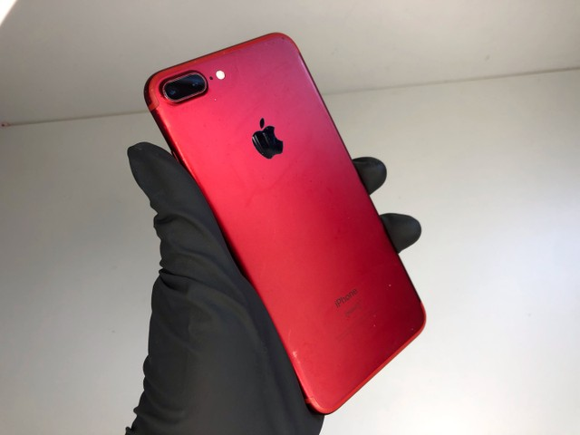 iPhone 7 Plus Red 128 GB - Foto 4