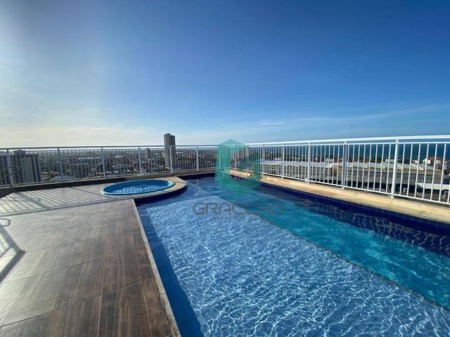 Apartamento Jacarecanga, com 2 dormitórios à venda, 53 m² por R$ 341.000 - Fortaleza/CE - Foto 8