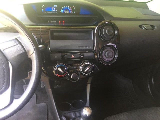 Toyota Etios X 1.3. 38 mil km rodados! - Foto 7