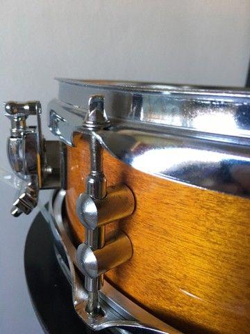 Caixa 13x3,5 casco Tama Starclassic Birch - Foto 4