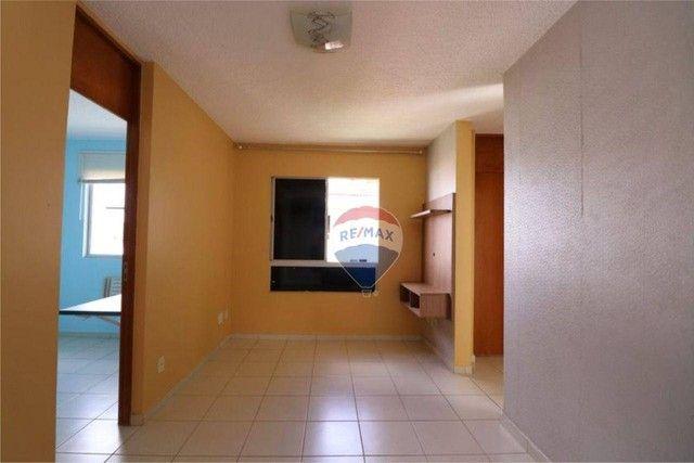 Apartamento com 3 dormitórios à venda, 62 m² por R$ 135.807 - Cond. Jasmim - Tarumã Manaus