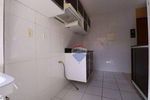 Apartamento com 3 dormitórios à venda, 62 m² por R$ 135.807 - Cond. Jasmim - Tarumã Manaus - Foto 10