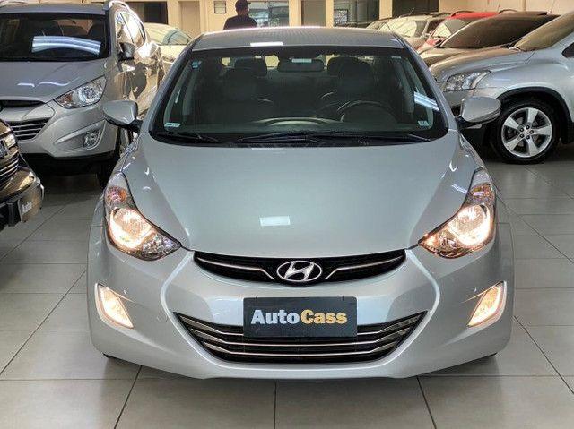 Hyundai Elantra 2.0! GLS! Top! Impecável! Até 100 % financiado - Foto 3