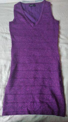 Vestido/Roupa feminina tamanho 38 - Foto 5