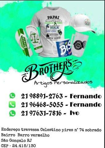 BROTHERS PERSONALIZADOS !  CHINELOS APARTIR DE 7,99 - Foto 4