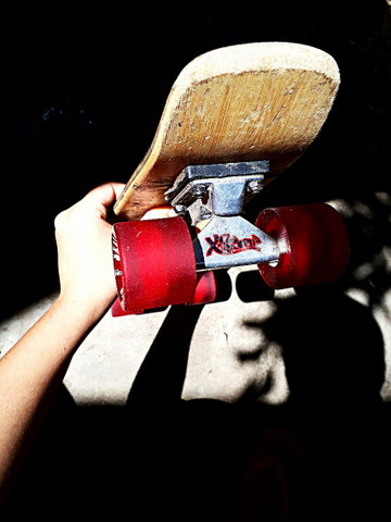 Skate Cruiser mini long  X seven Penny  - Foto 5