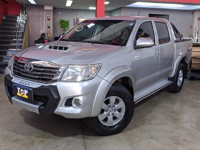 Toyota HILUX CD4X4 SRV - Foto 2